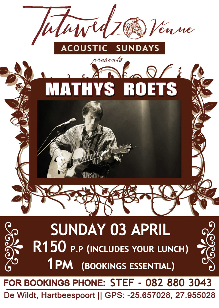 Tutu Mathys Poster
